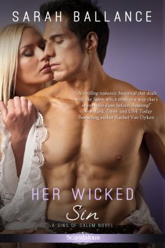 HER WICKED SIN Sarah Ballance