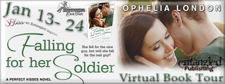 Falling for her Soldier Banner 450 x 169