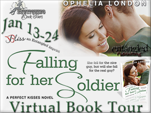 Falling for her Soldier Button 300 x 225