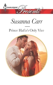 Cover_Prince Hafiz's Only Vice